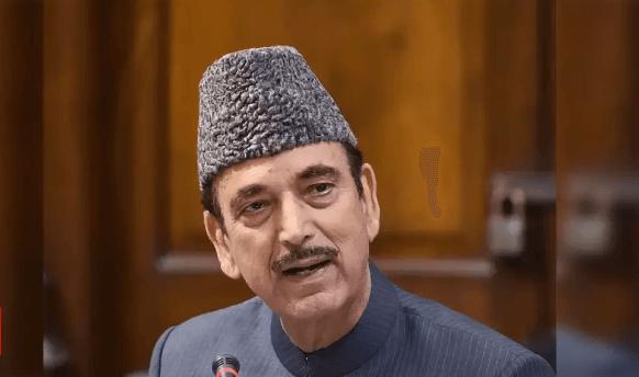 Ghulam Navi Azad