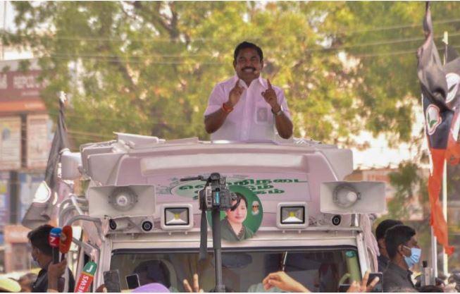 Tamil Nadu CM Palaniswami