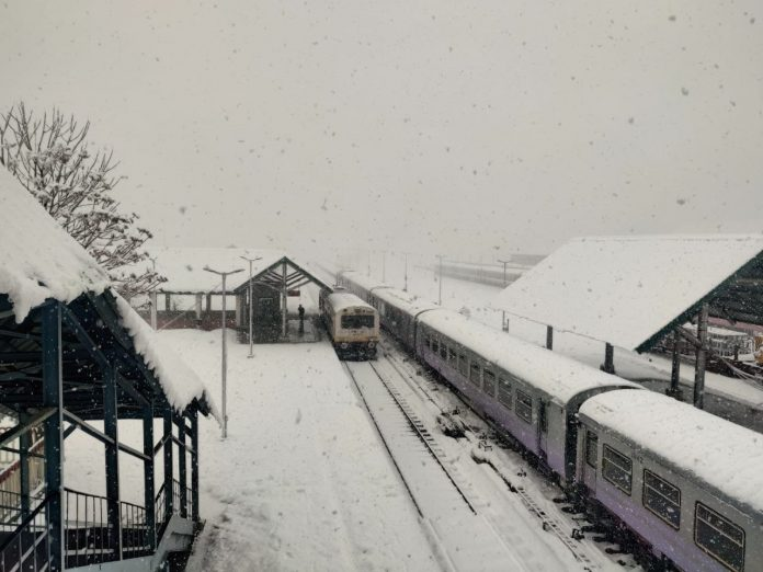 Train services resume in Jammu and Kashmir