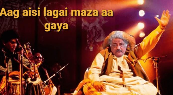 Chacha chaat vendor meme