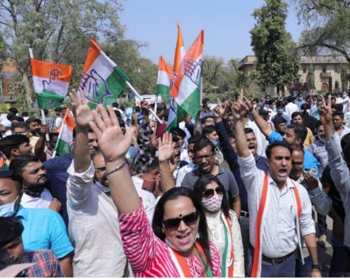 Gujarat Municipal Election result