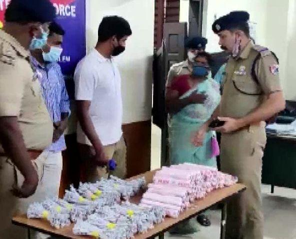 Kerala explosives
