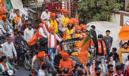 Gujarat local polls