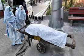 Covid patients die in Andhra