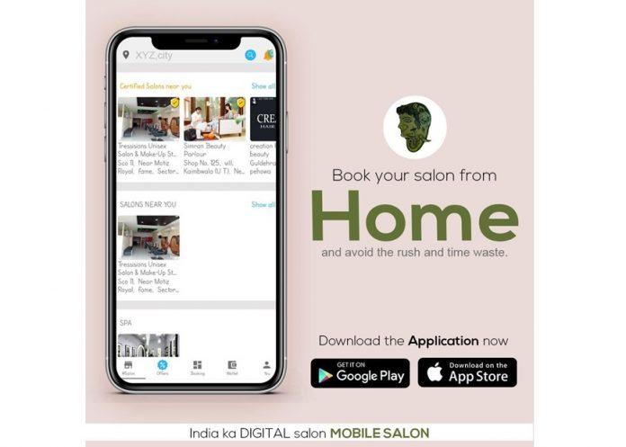 Mobile Salon App