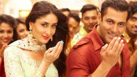 Bollywood Eid celebration