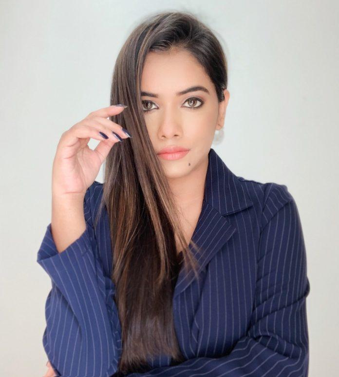 Actress Ritwika Gupta