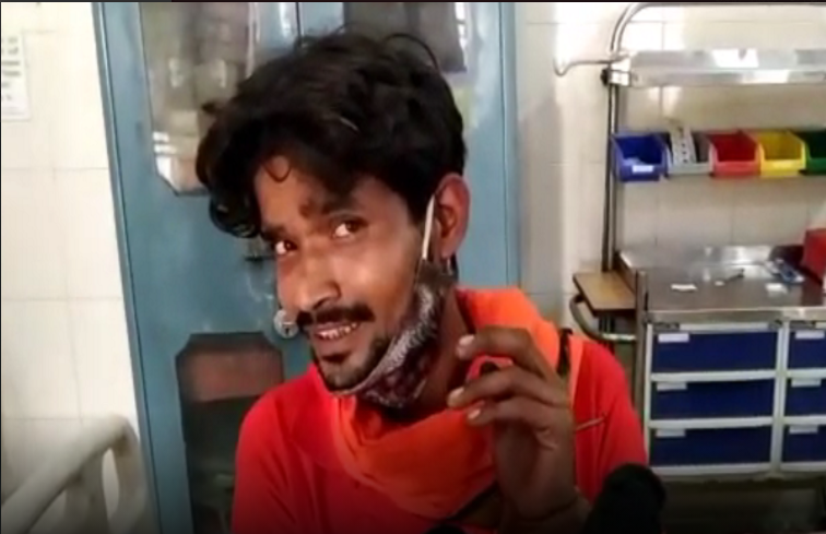 Police excess! Bareilly Police hammer nails into youth's hands, feet for not  wearing mask