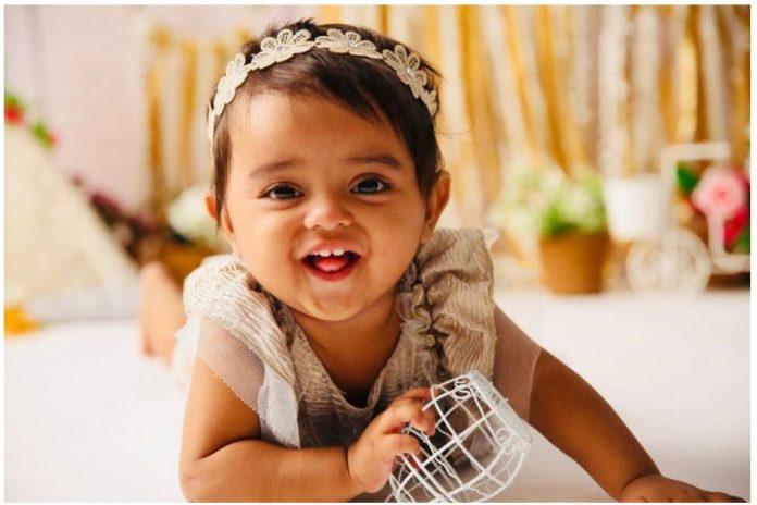 Cute Baby on Instagram