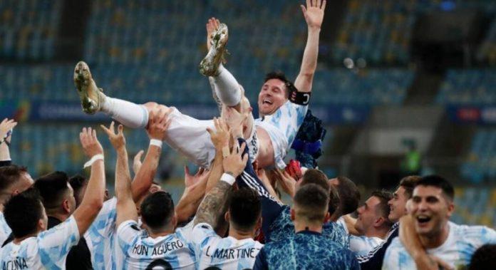 Argentina victory