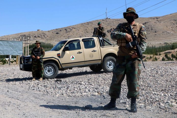 Taliban capturing new areas around the southern Afghan city