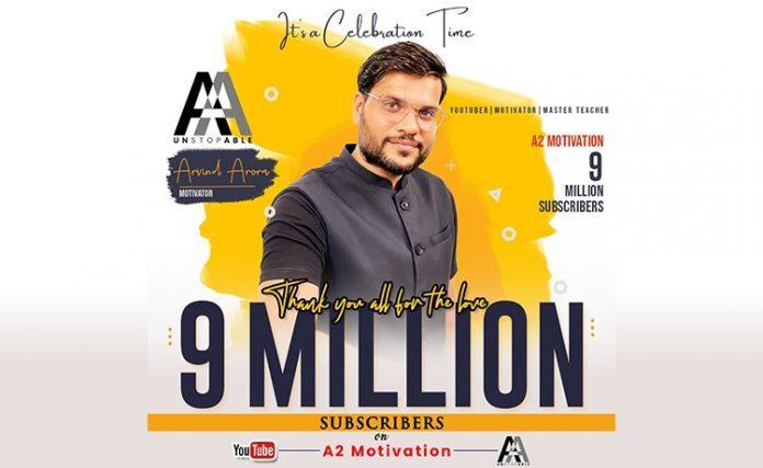 YouTube Star Arvind Arora