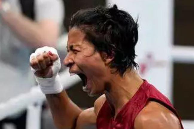 Assam boxer Lovlina Borgohain