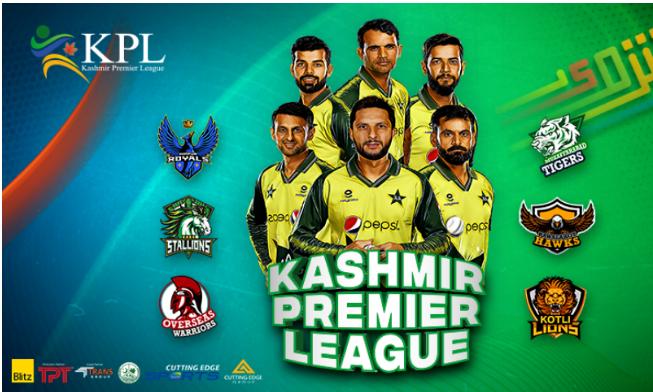 Kashmir Premier League 2021