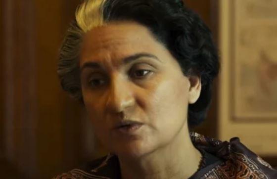 Lara Dutta as Indira Gandhi