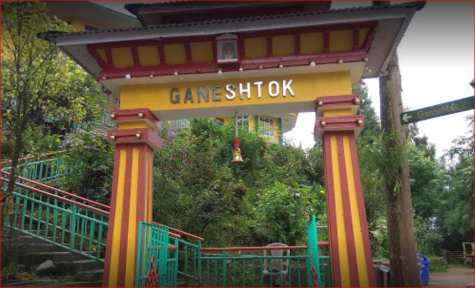 Ganesh Tok (Gangtok, Sikkim)