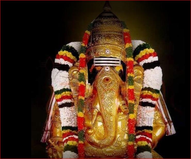 Karpaga Vinayagar Temple (Pillaiyarpatti, Tamil Nadu)