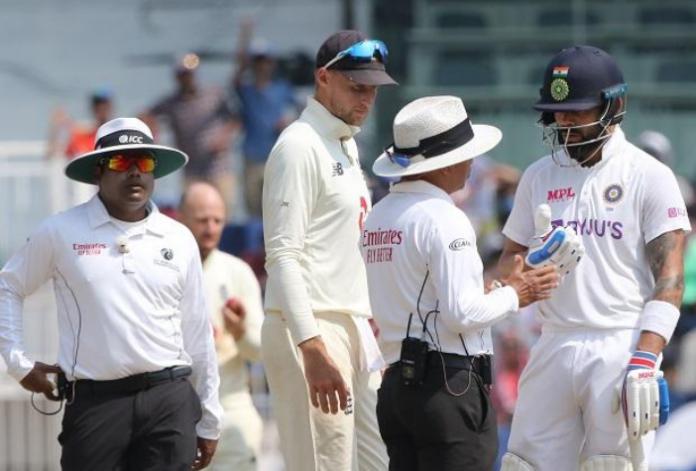 India vs England 5th Test