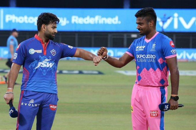 Rishabh Pant and Sanju Samson