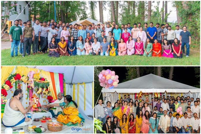 Auspicious Ganesh Chaturthi Celebration at Origin Hubs