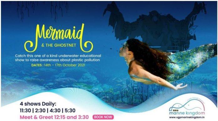 Mermaid & The Ghostman