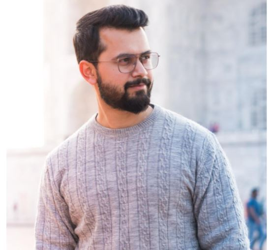 Filmmaker Ashwin Alok