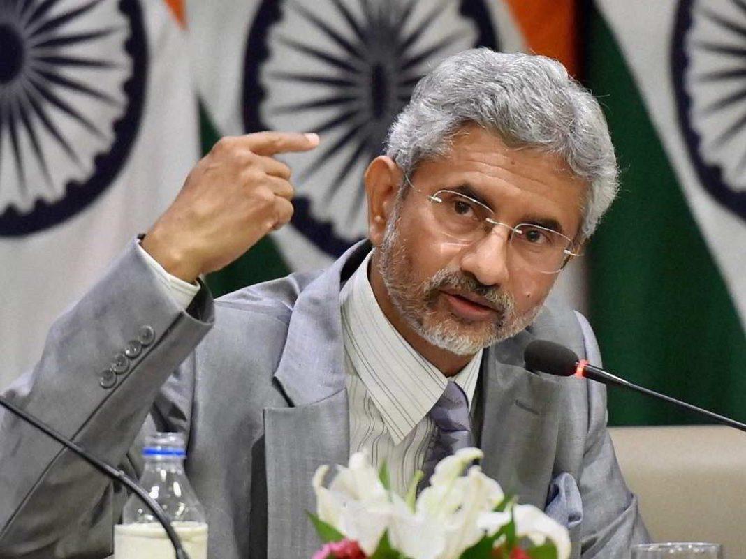 India Foreign Secretary S Jaishankar