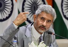India Foreign Secretary S Jaishankar
