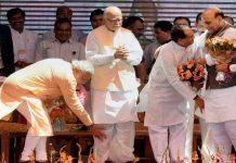 Advani advise for BJP, recommend clean politics