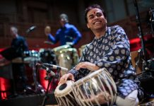 Sandip Das in Bihar wins 59th Grammy Award
