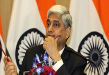 Foreign Ministry spokesperson Vikas swarup will be India's new Ambassador in Canada