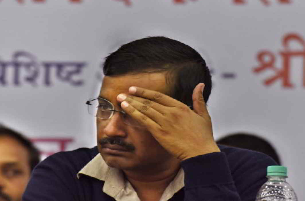 AAP has been fined Rs 97 crore