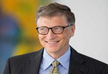 Bill Gates becomes fourth richest person in the world