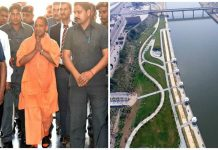 Yogi Impact - Gomti River Front will be completed in due time;