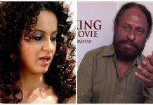 Troubled director Ketan Mehta left the film because of Kangana