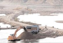 Yogi government action on illegal mining