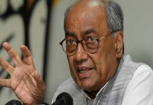 Digvijay Singh is again in the headlines because of his controversial statements