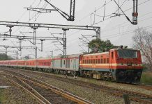 Waiting list people will get a chance to travel in the rajdhani express
