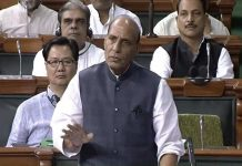 Rajnath Singh said, like the terrorists should answer, our army is dealing with them the same way.