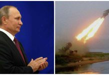 The world is shocked,Russia has the world's fastest missile