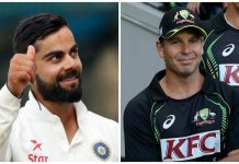 Brad Hodge also apologized to Virat after Smith