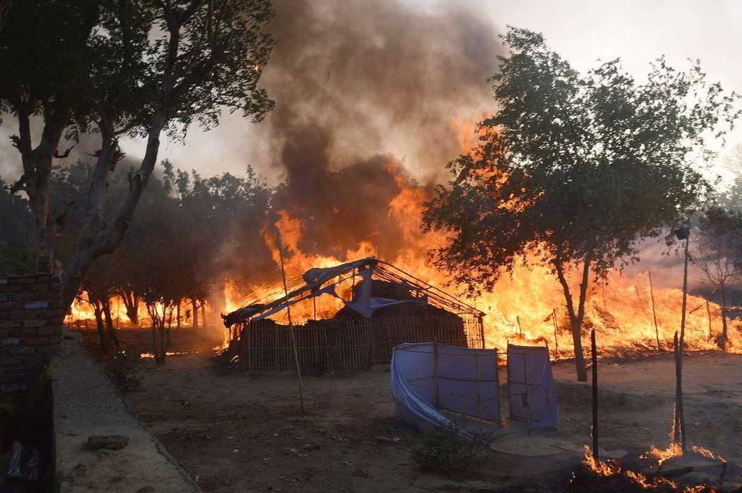 CBI probe of Jawahar baag violence