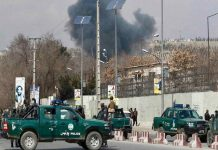 Suicide attack in Kabul
