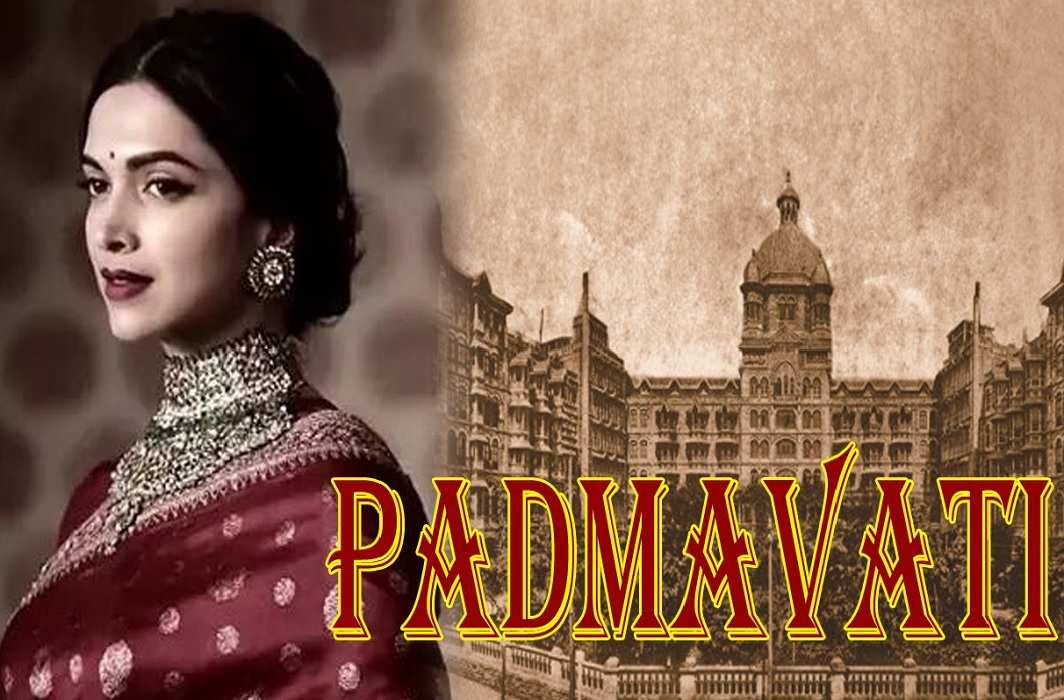 Padmavati face another protest, film set handed to the fire