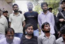 operation of UP ATS,9 suspected terrorists arrested in 6 states