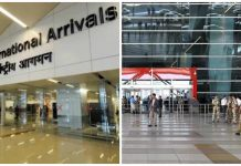 A person at Delhi airport did surrender, said I am an ISI agent
