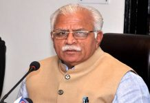 Khattar, hard on electricity theft, said-Nobody above the law