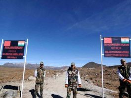China has change names of six districts of Arunachal Pradesh