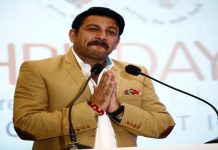 Manoj Tiwari launches Vijay Vikas Yatra for MCD election