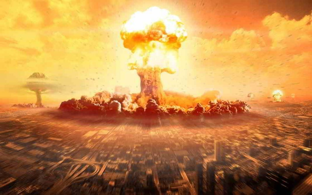 India's first nuclear attack will erase the existence of Pakistan!